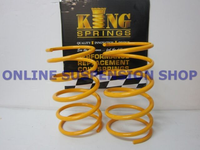 Raised Front KING Springs to suit V8 Commodore VB VC VH VK VL Models