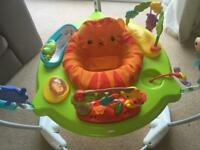 Fisher price Jumperoo - roaring rainforest
