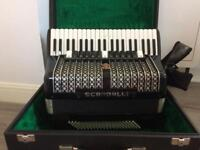 Scandalli Piano Accordion Model XIV