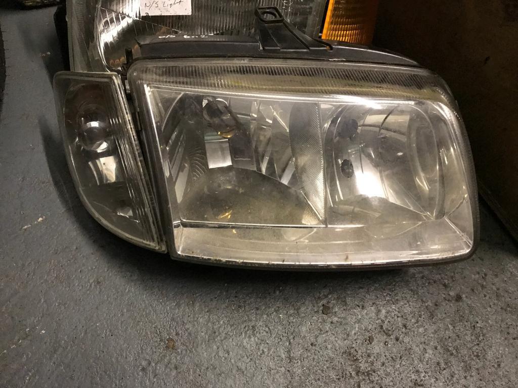 Polo 6n2 OS headlight