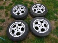 fox wheels 15×7.5j
