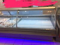Meat shop new displayer (offers accepted)