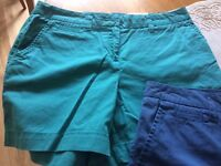 SHORTS – LADIES 2 PAIRS SIZE 12 M&S