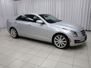 2015 Cadillac ATS 2.0 L. LUXURY AND PERFORMANCE IN THIS TURBO SE
