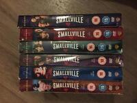 Smallville box sets