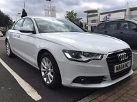 Audi A6 Saloon 2014 auto diesel Immaculate condition! 1 owner from new. Full service history.