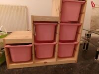 Baby toy storage chest in brand new condition
