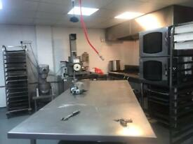 Commercial kitchen - OIEO £20000