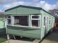 Cosalt Carlton static caravan (36x12ft) for sale in Forest of Pendle leisure park, Roughlee, Lancs