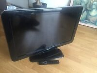 "Philips 32"" LCD HD Television TV - HDMI and Remote"