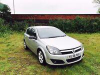 Vauxhall Astra SXI1.4 Full service History 8 Month MOT
