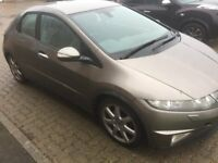 Honda Civic 2007, 2.2 Manual Diesel