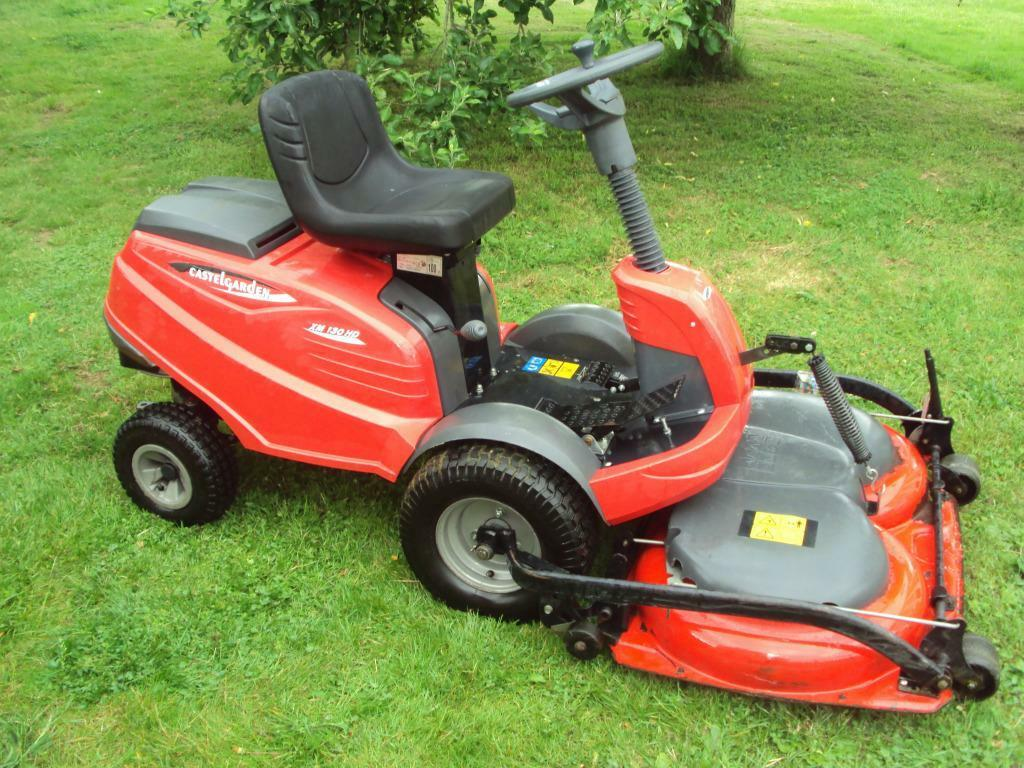 castelgarden front cutter ride on mower in kings lynn. Black Bedroom Furniture Sets. Home Design Ideas