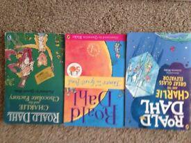 Roald Dahl books for sale