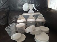 Breastfeeding starter set- Tommee Tippee Closer to nature