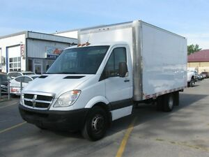 2007 Dodge Sprinter CUBE 14PIED