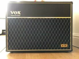 VOX Valvetronix AD-120 VTX Digital/Valve Modelling Amp + VC-12 Foot Controller RARE. PRISTINE.