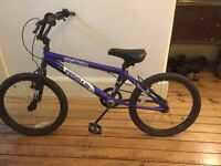 "Children's bike, 20"" wheels £30"
