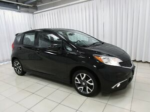 2015 Nissan Versa Note RS 5DR WITH ALLOYS, BACK UP CAMERA, FOG L