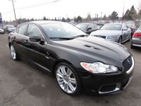 2011 Jaguar XF XFR/NAVIGATION/REAR-CAM/SUPERCHARGED