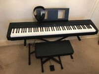 Yamaha P45 Stage Piano- bundle set (88 keys)