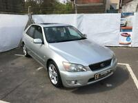 Lexus IS200 SE *Automatic* Heated Leather, Sunroof, Air Conditioning, 12 Month Mot, 3 Month warranty