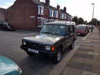 Land rover discovery 200tdi, spares or repair