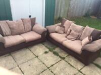 DFS 3+2 sofa