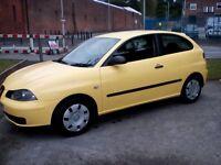 Seat Ibiza 1.2 reference 2006