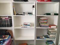 Bookshelf Ikea.