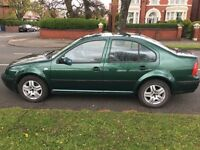 VW Bora 1.9 TDI Good car. Bargain! £690!