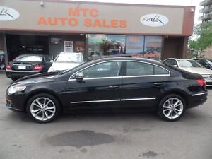 2012 Volkswagen CC Sportline (A6), LEATHER, SUNROOF