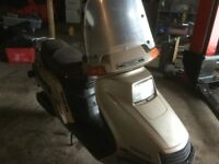 Honda Spacey 250, plus another for spares! Barn stored since 1996, also Honda 50 for sale
