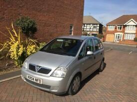 Vauxhall Meriva 1.7 enjoy cdti 2004