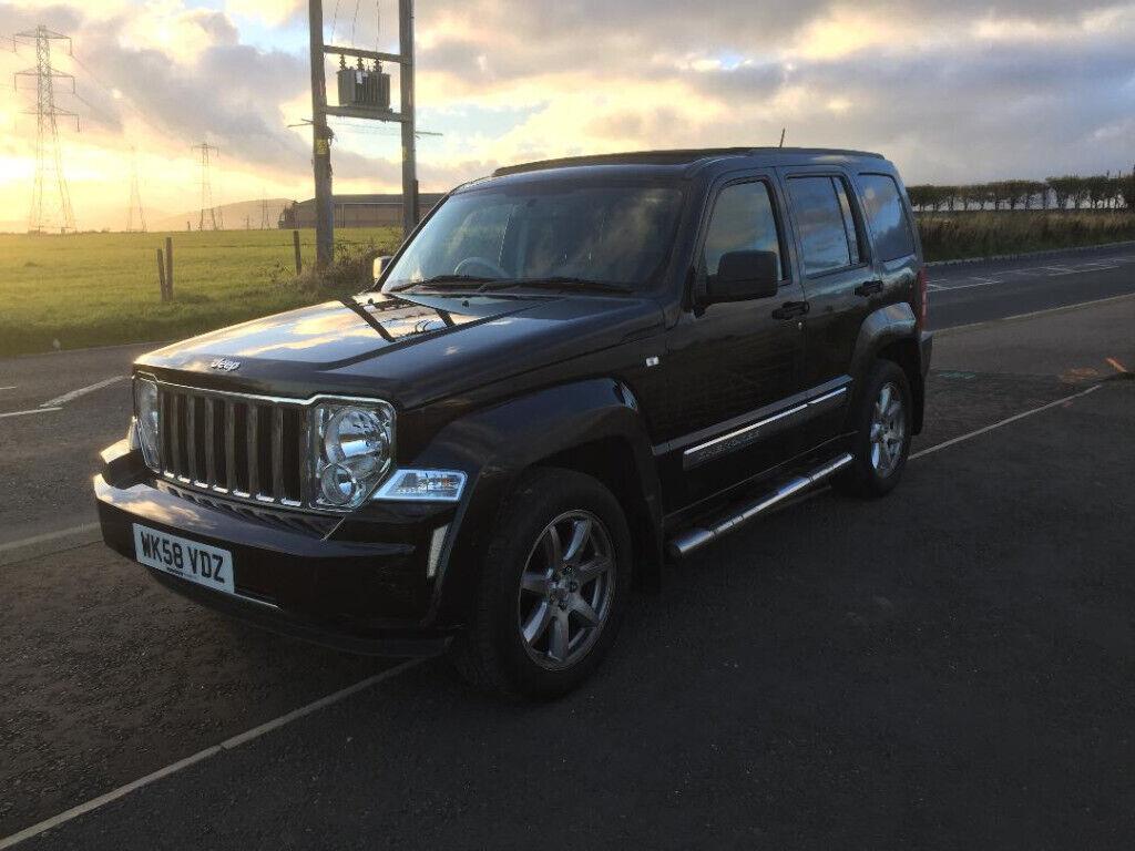 Jeep Cherokee for sale | in Edinburgh | Gumtree