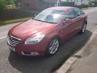 2009 Vauxhall insignia exclusive 130 cdti 6 speed May take cheap trade in