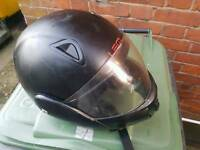 LEM crash helmet progeny scooter 125 50 roof vespa honda