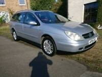 2004 Citroen C5 Estate. 2.0 Diesel. Good condition inside and out