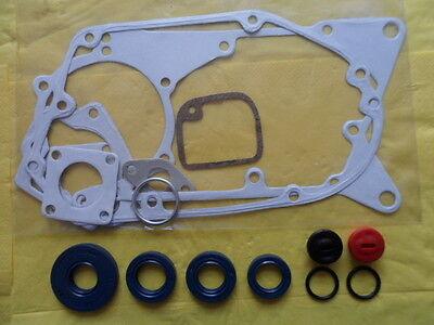 SIMSON  Motor  Dichtungssatz+Simmerringe+Plastikverschlüsse S51,S53,KR51/2,SR50