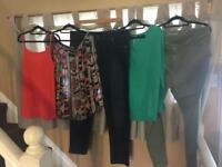 Bundle of five ladies clothes items size 16-18 REDUCED