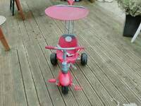 Kids smart trike for sale