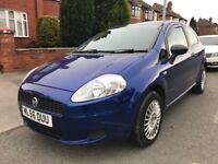 Fiat Punto Active 1.2 petrol, Low Mileage 72,000 Full Service History