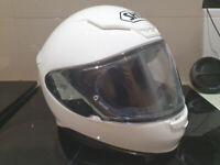 Shoei NXR, size M, like NEW(bought for £380 new)