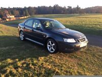 Saab 9-3 1.9 Tid, one year MOT, service history, new front Goodyear tyres