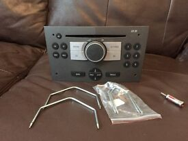 Vauxhall Astra Car Radio/CD Player from 2005 model