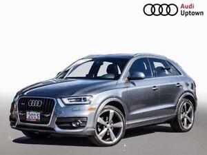 2015 Audi Q3 Technik W/ NAVIGATION & 20 ALLOYS