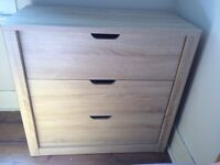Next Chest of Drawers, as new!