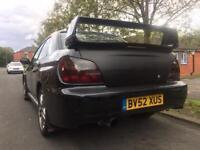 Subaru none turbo