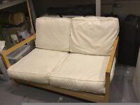 Ikea two seater fold down