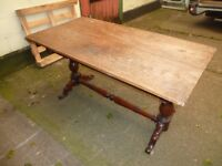 Dining Table Needs TLC Delivery Available